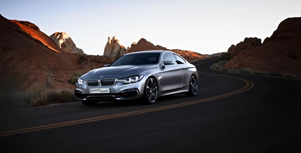 Nouveauté : BMW Série 4 Concept