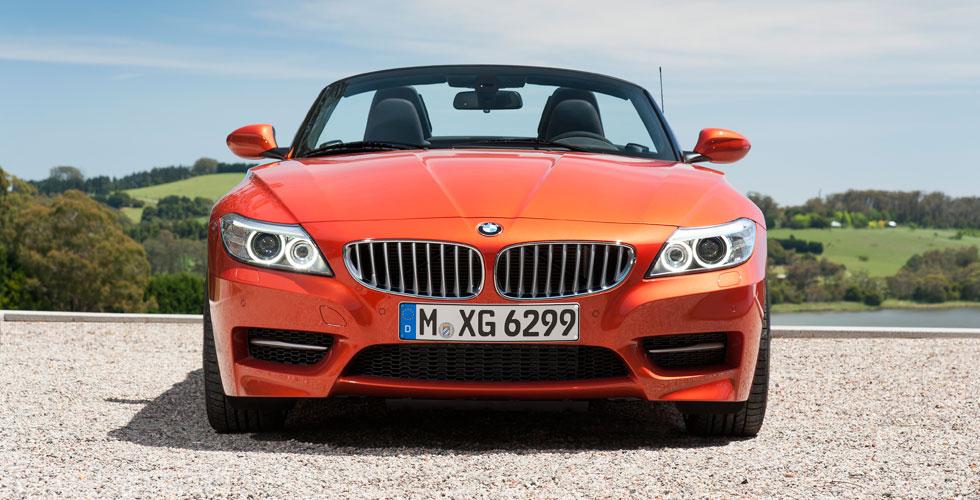 Nouveauté : BMW Z4