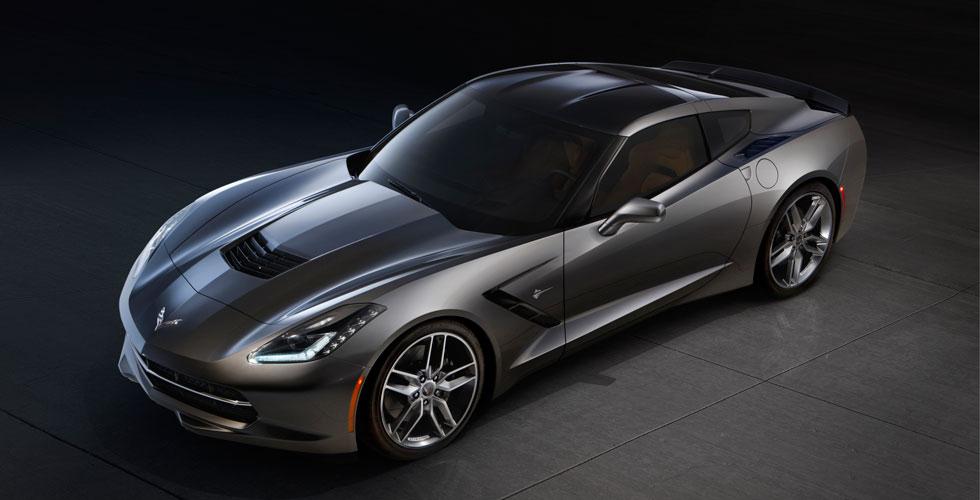 Nouveauté : Chevrolet Corvette Stingray