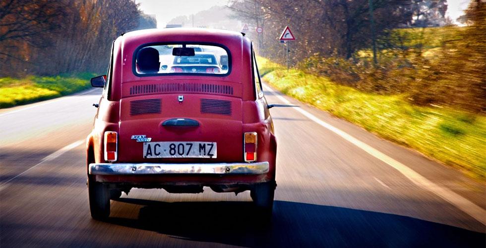 Vu : Fiat 500