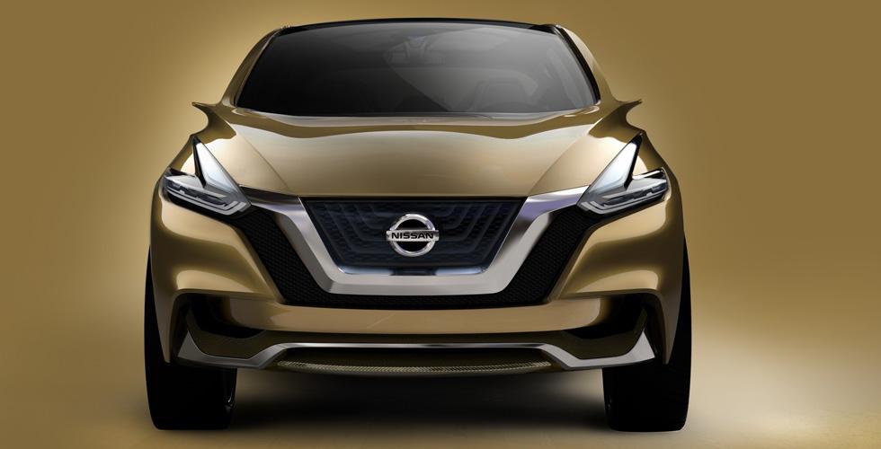 Nouveauté : Nissan Resonance Concept