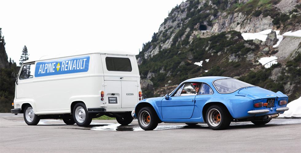 Culte : Alpine A110