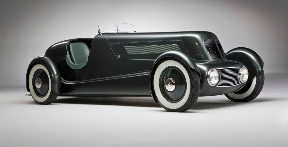 Histoire : Ford Model 40 Special Speedster
