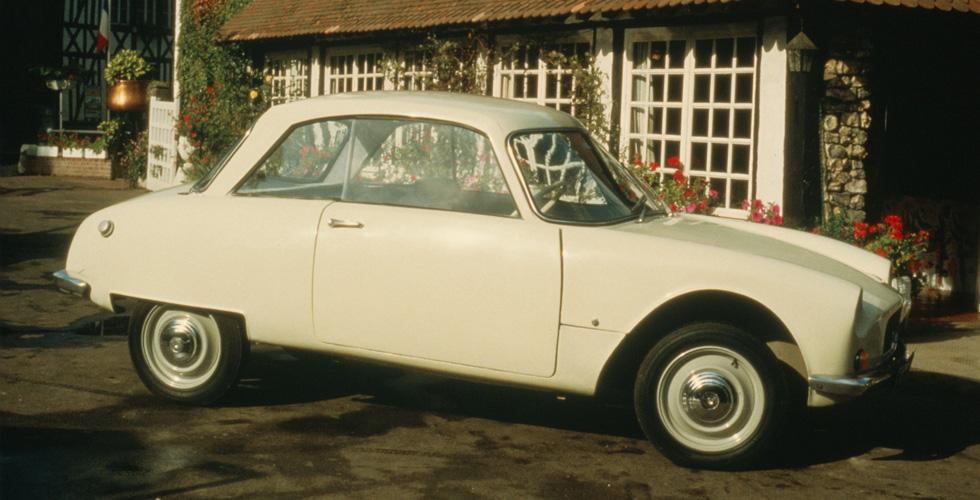 Histoire : Citroën Bijou