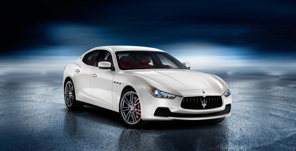 Nouveauté : Maserati Ghibli