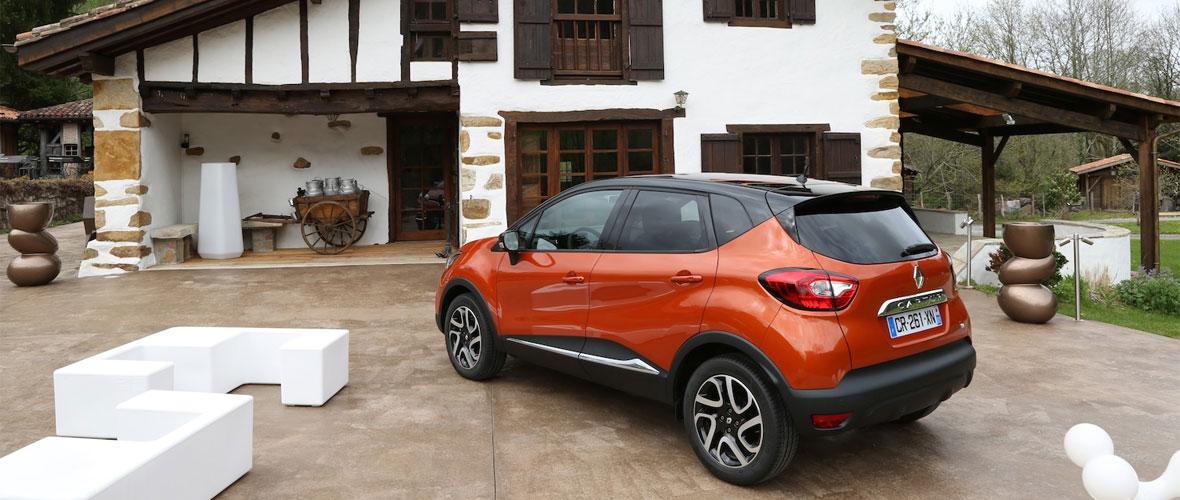 Essai Renault Captur : l'orange mécanique tout-chemin