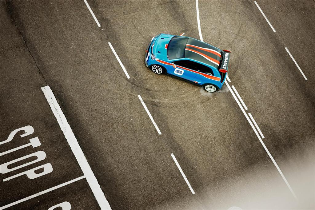 Renault Twin'Run se révèle au Grand Prix de Monaco