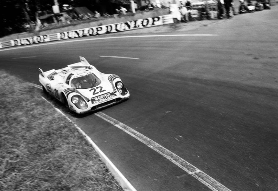 Et si Porsche revenait au Mans avec Martini ?