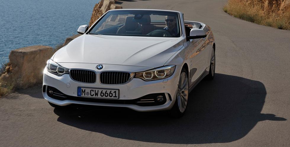 Nouveauté : BMW Série 4 Cabriolet