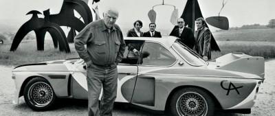 AutoCult - BMW ART CAR - 1975 CALDER