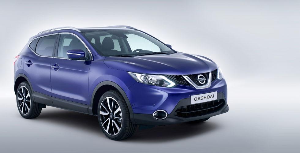 Nouveauté : Nissan Qashqai