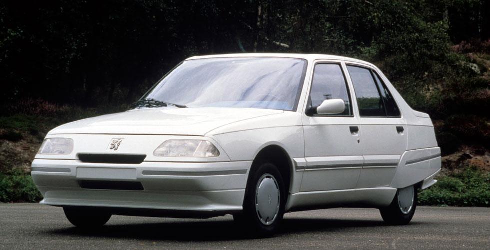 Peugeot Vera 1985