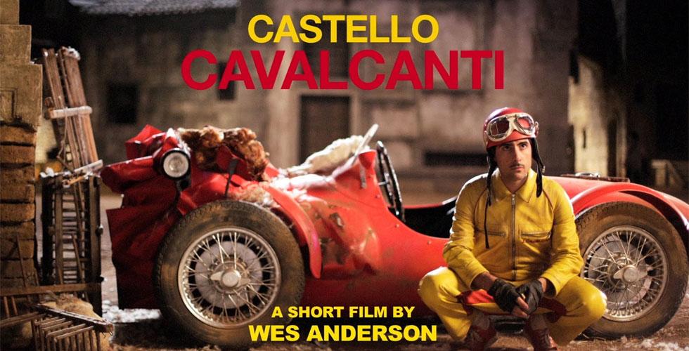 Wes Anderson s'attaque au «Mille Miglia»