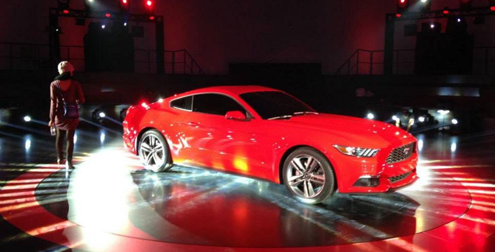Nouveauté : Ford Mustang