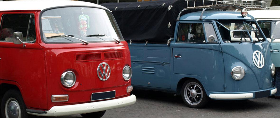 Non, le Volkswagen Combi n'est pas mort !
