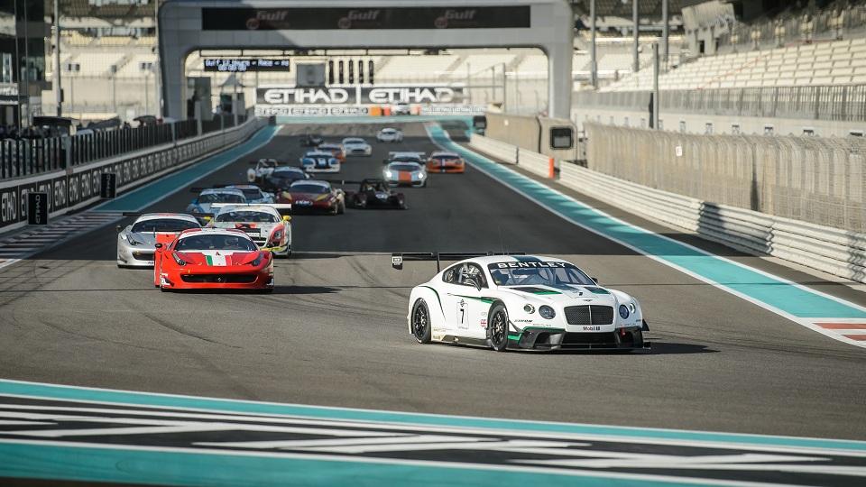 Bentley Continental GT3 : elle est prête pour 2014