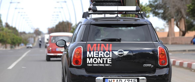 Quand MINI revendique sa victoire au Rallye Monte-Carlo 1966