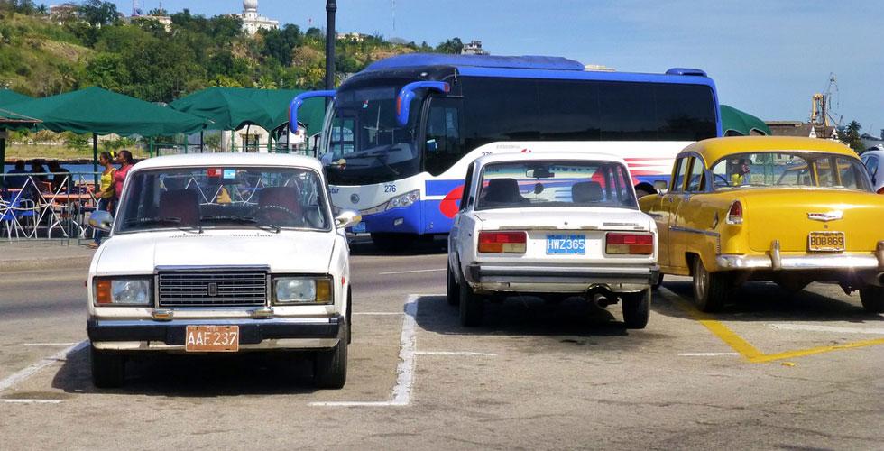Le parc automobile cubain va se moderniser