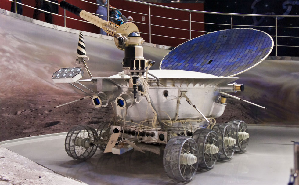 Lunokhod 1 (page 4) - Pics about space