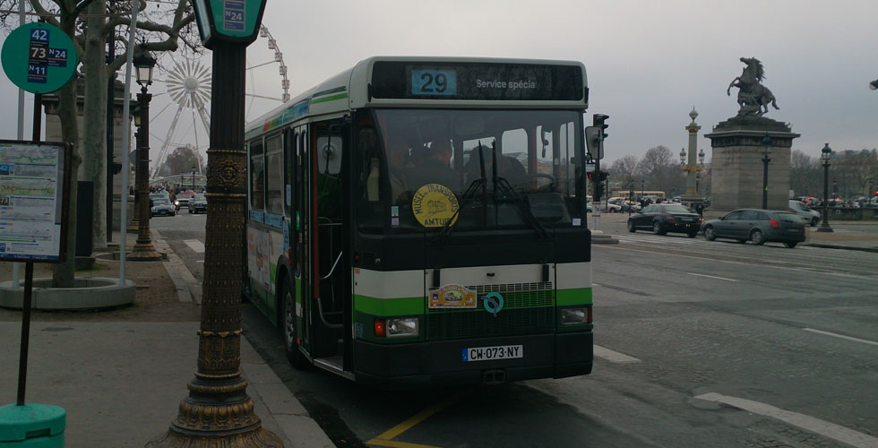 Bus Ratp Autocult Fr