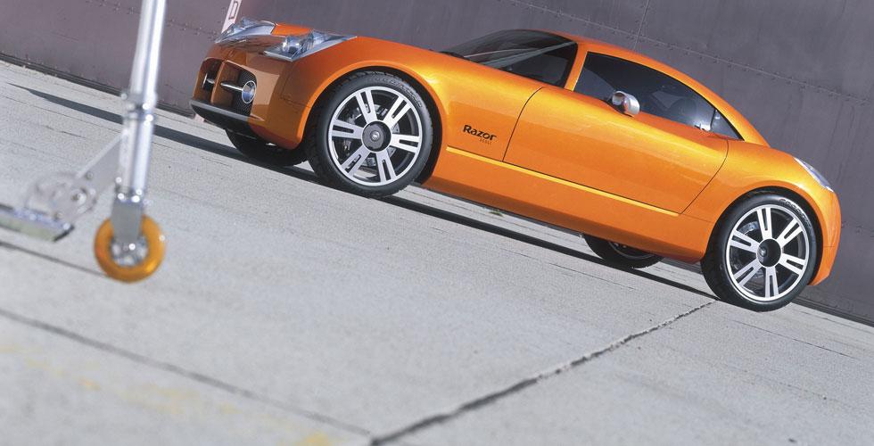 Concept Car : Dodge Razor