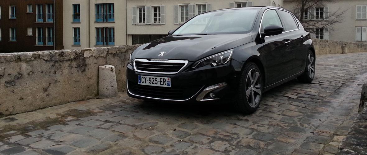 Essai Peugeot 308 : top chef
