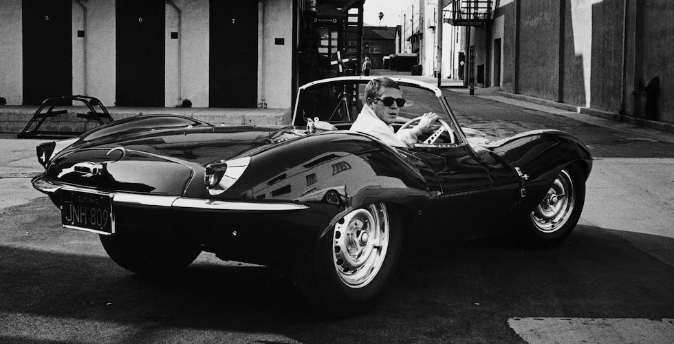 _CULT – la Jaguar XKSS de Steve McQueen