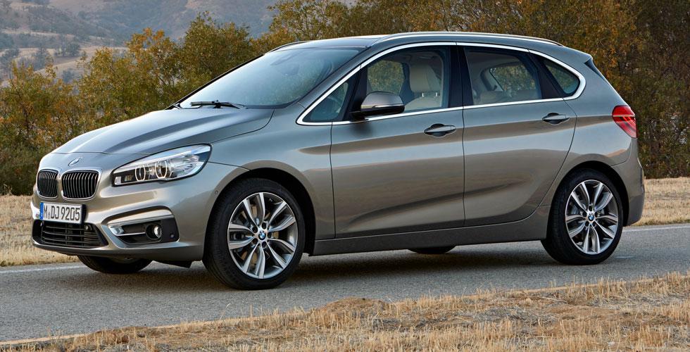 Nouveauté : BMW Série 2 Active Tourer