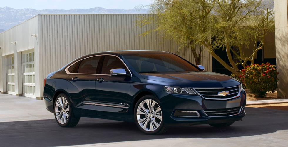 Une Chevrolet Impala pour traverser l'Amérique
