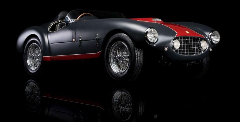 Commissaire-priseur : Ferrari 166 MM/55