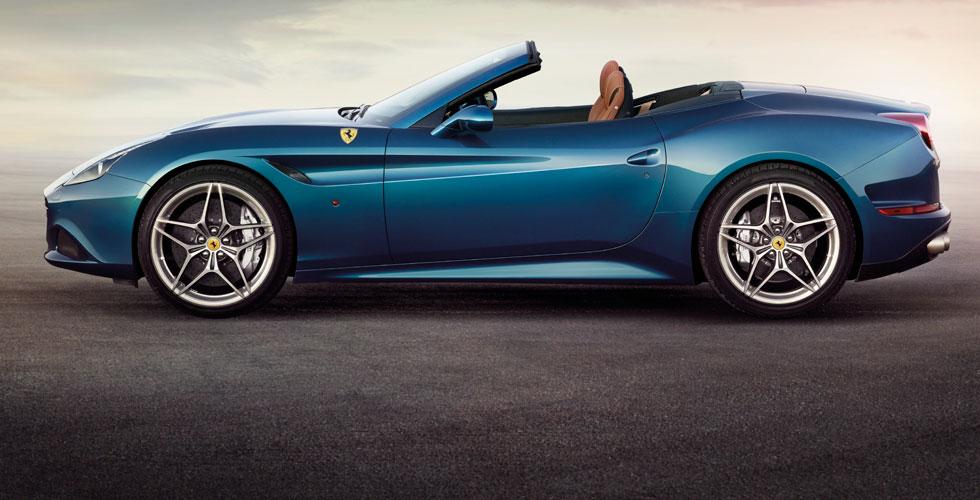 Nouveauté : Ferrari California T