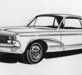 ford-mustang-dessin-1962