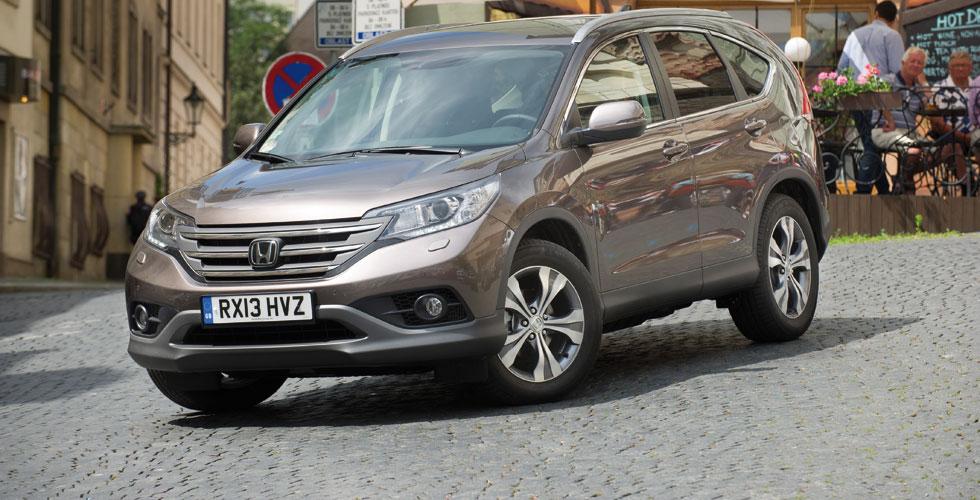 Nouveauté : Honda CR-V