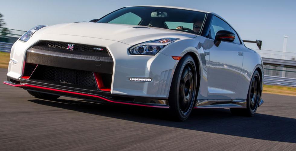 Nissan GT-R Nismo : Godzilla attaque l'Allemagne