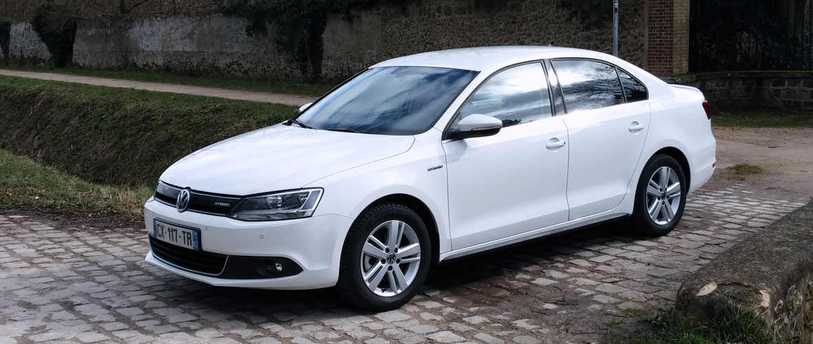 Essai Volkswagen Jetta Hybrid : tapis roulant