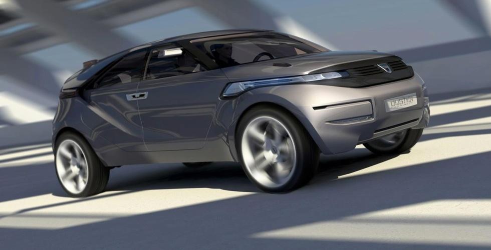 Concept Car : Dacia Duster