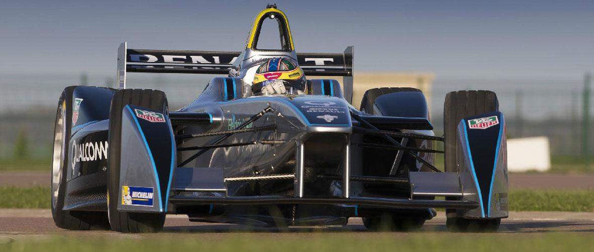 Formule E : la F1 du green washing