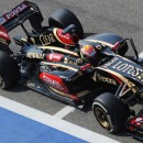 F1 BAHRAIN TESTS 2014 SESSION 2