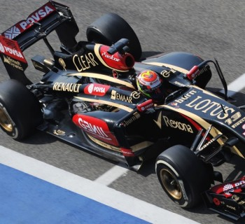 F1 BAHRAIN TESTS 2014 SESSION 2