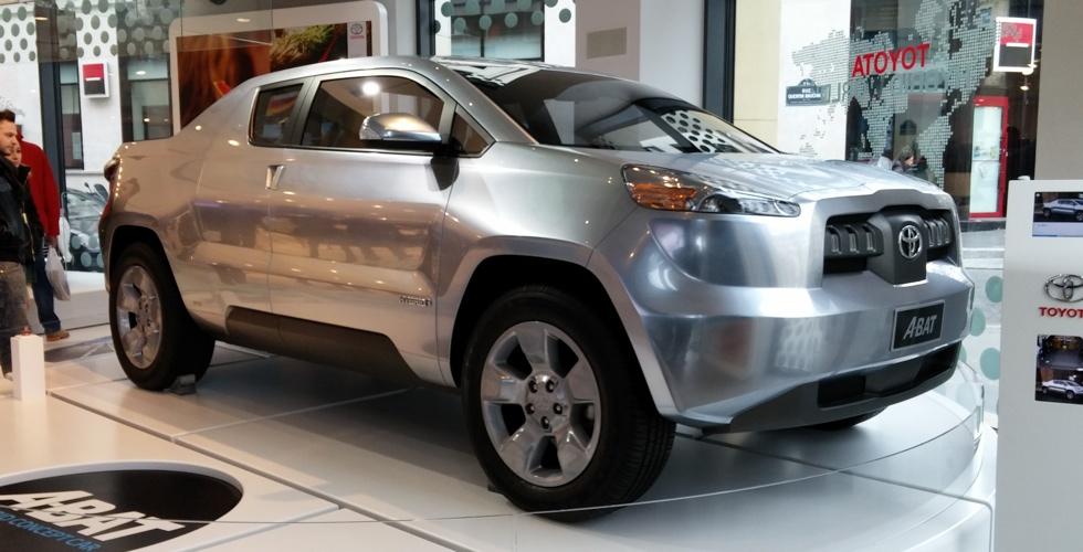 Concept Car : Toyota A-Bat
