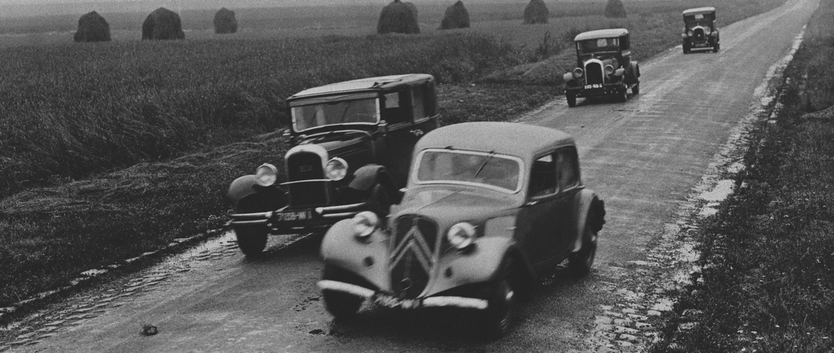 80 ans de Traction Avant
