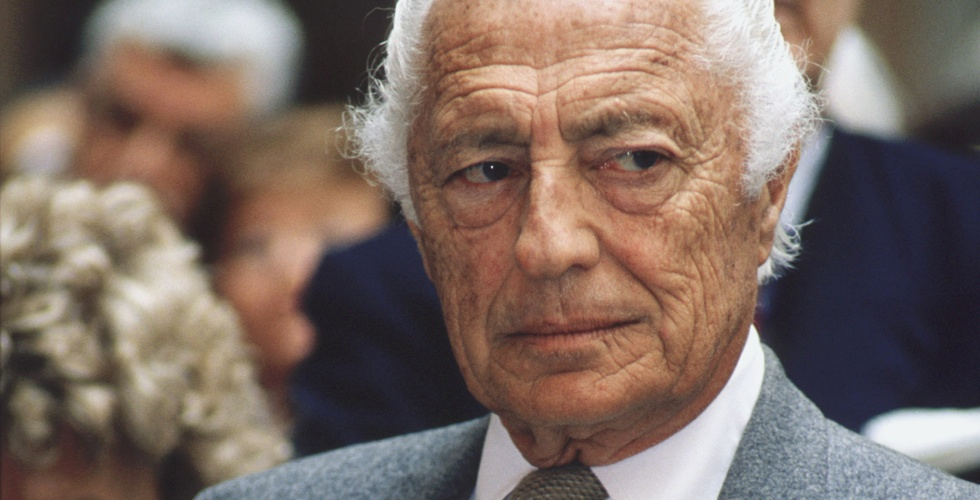 Photos : Gianni Agnelli