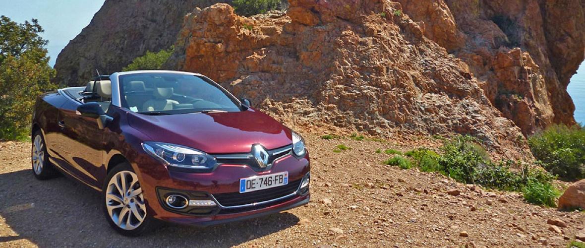 Essai Renault Mégane Coupé Cabriolet : surprise sous le soleil
