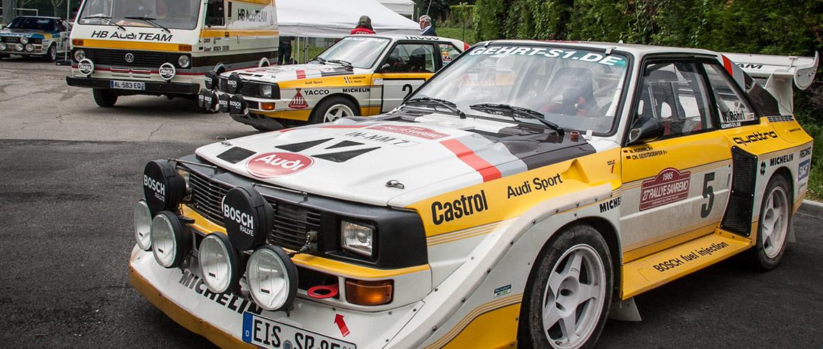 quattro : le mouvement perpétuel selon Audi