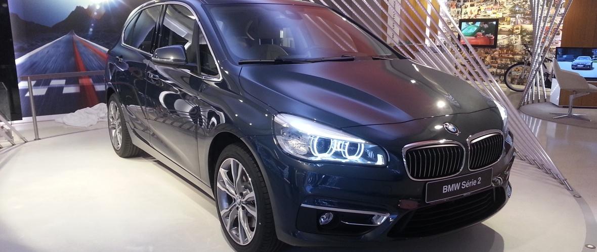 Rencontre : BMW Série 2 Active Tourer