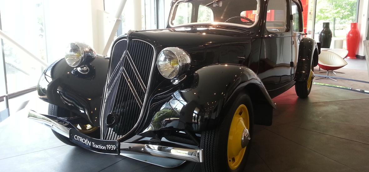 Rencontre : Citroën Traction