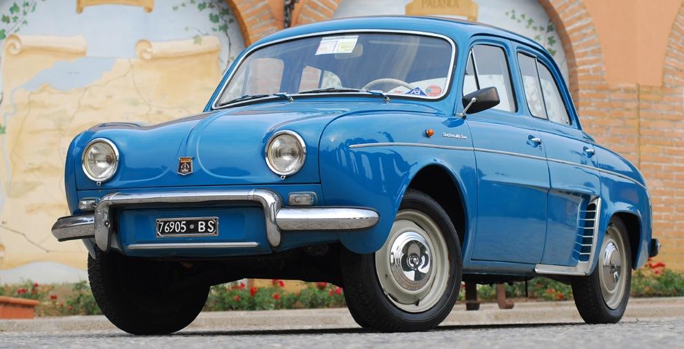 L'arrivée d'une Renault Alfa Romeo