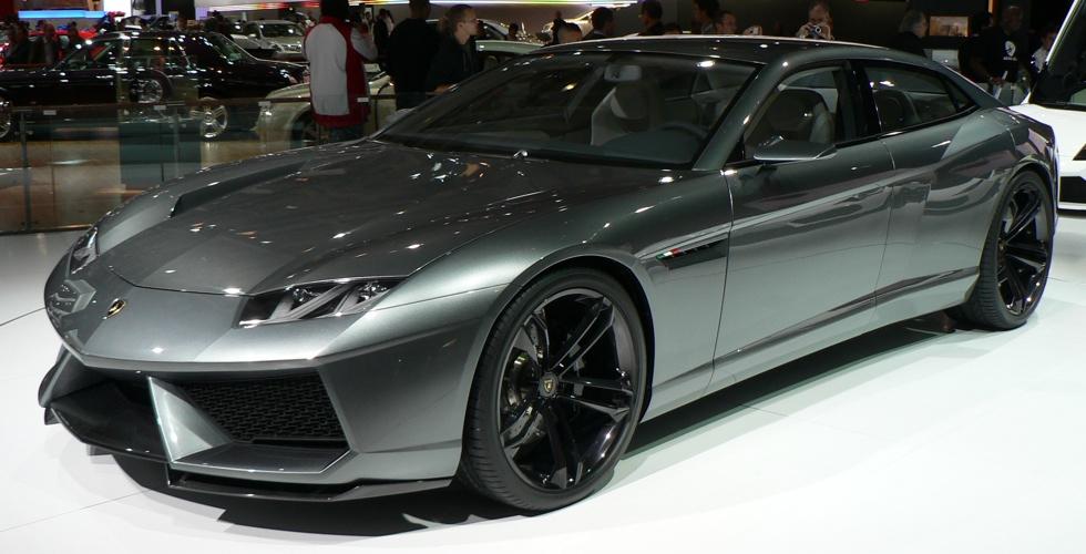 Concept Car : Lamborghini Estoque