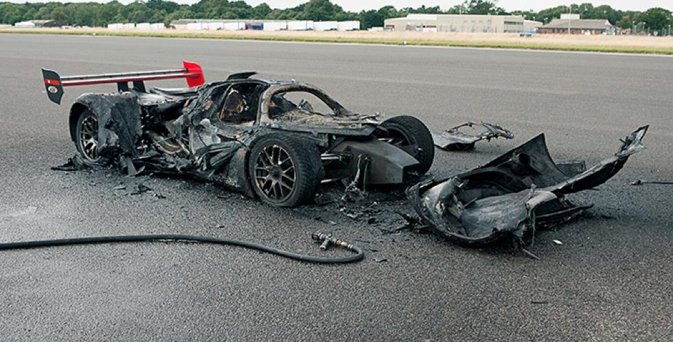 Mazda Furai : un concept en fumée
