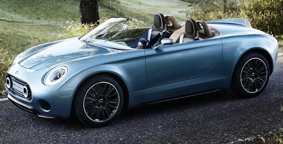 Concorsa d'Eleganza Villa d'Este : MINI ou Lamborghini ?